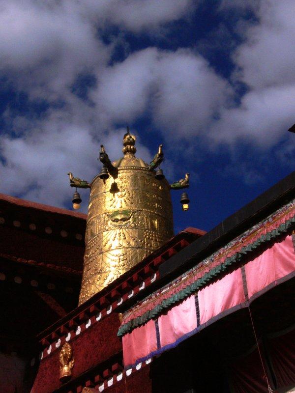 Detail Jokhang