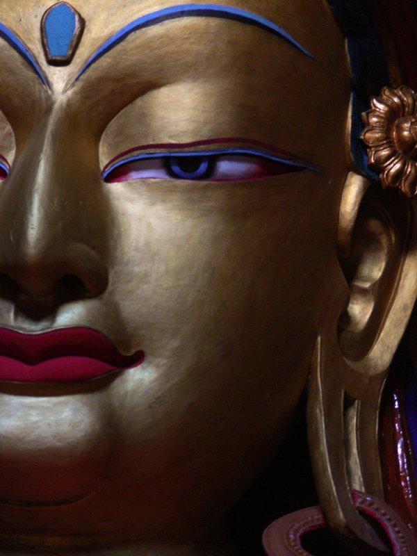 Partial buddha