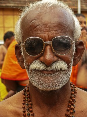 Chief with sunglasses in Trivandrum.jpg