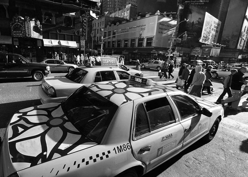 NY cab design