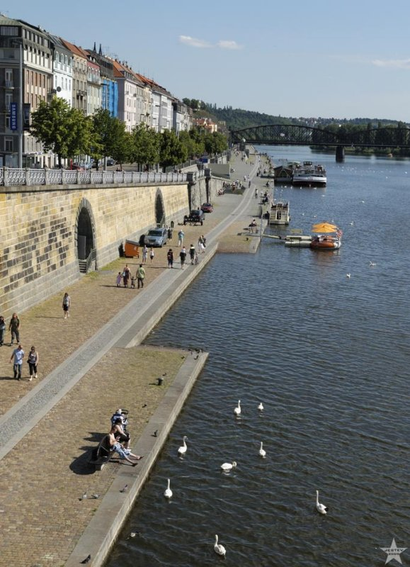 Prague Waterway