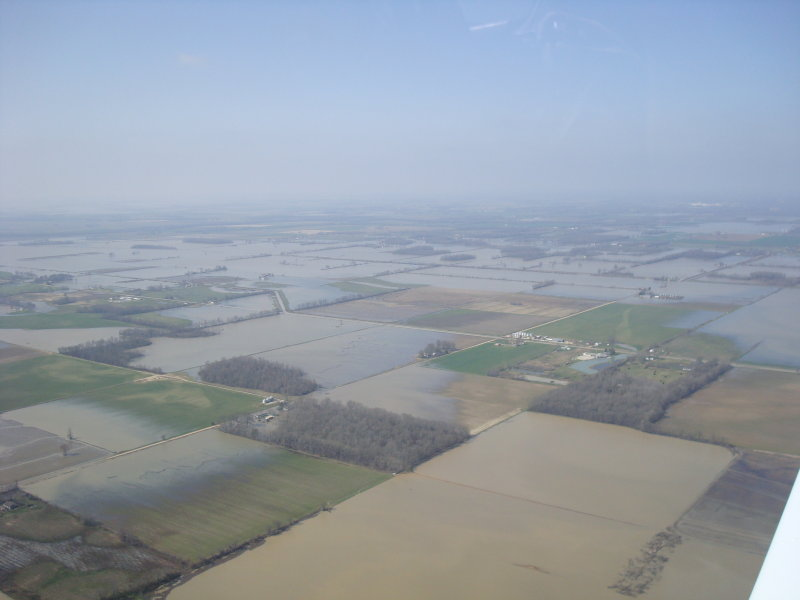 Poplar Bluff, MO flooding 3-15-08