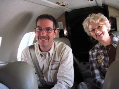Steve and Jan Johnson