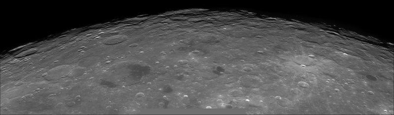 south west limb: Pingré - Crüger 24-Nov-07 02:45UT