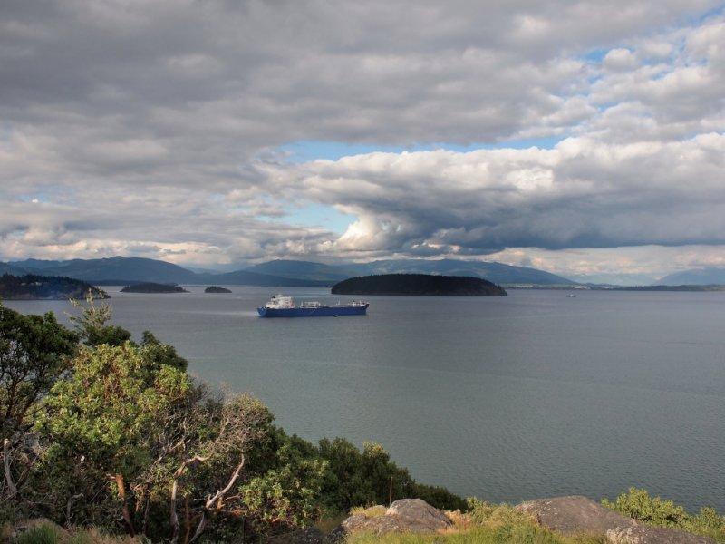 Anacortes Bay Overlook