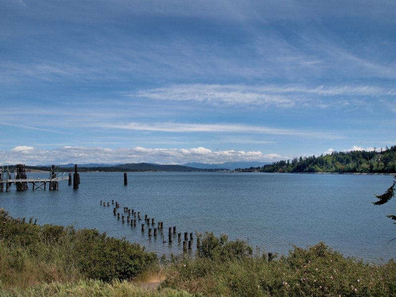 Anacortes Ferry Bay