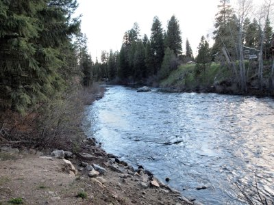 Fork of the Payette River