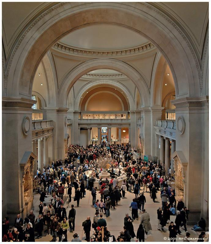 Metropolitan Museum 2005  -2