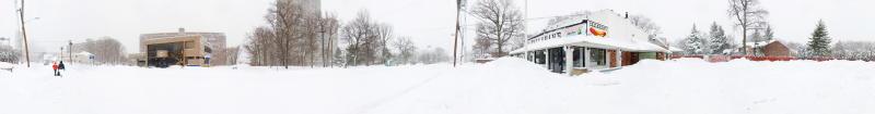 The Blizzard of February 2006 -5