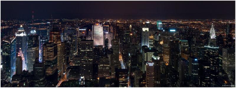 Midtown at Night 3 ESB