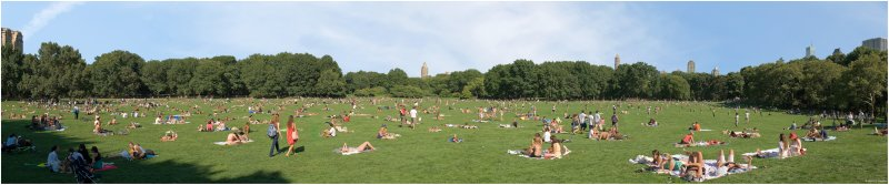 Summer 2007 in Sheep Meadow