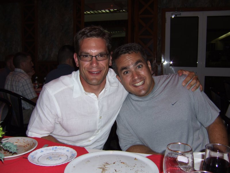 My Farewell Dinner at Ali Sabieh