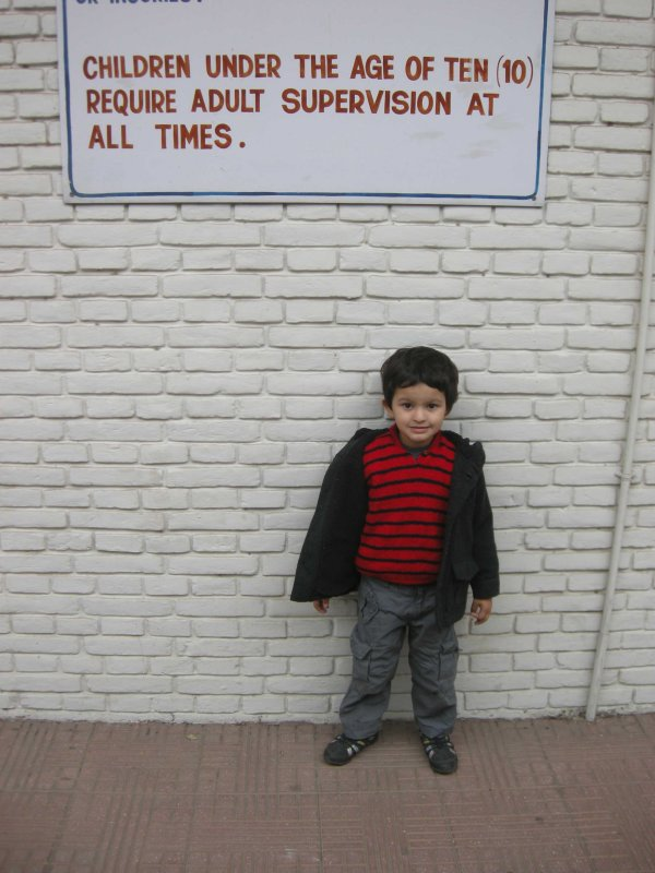 American Club, New Delhi