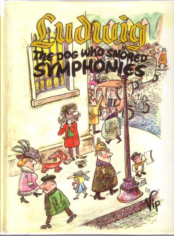 Ludwig The Dog Who Snored Symphonies (1971)