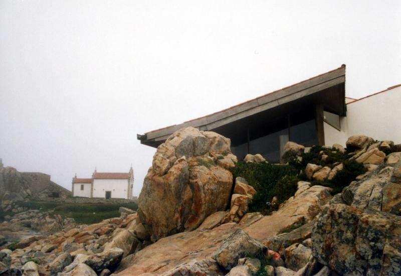 Siza, tea house North of Porto