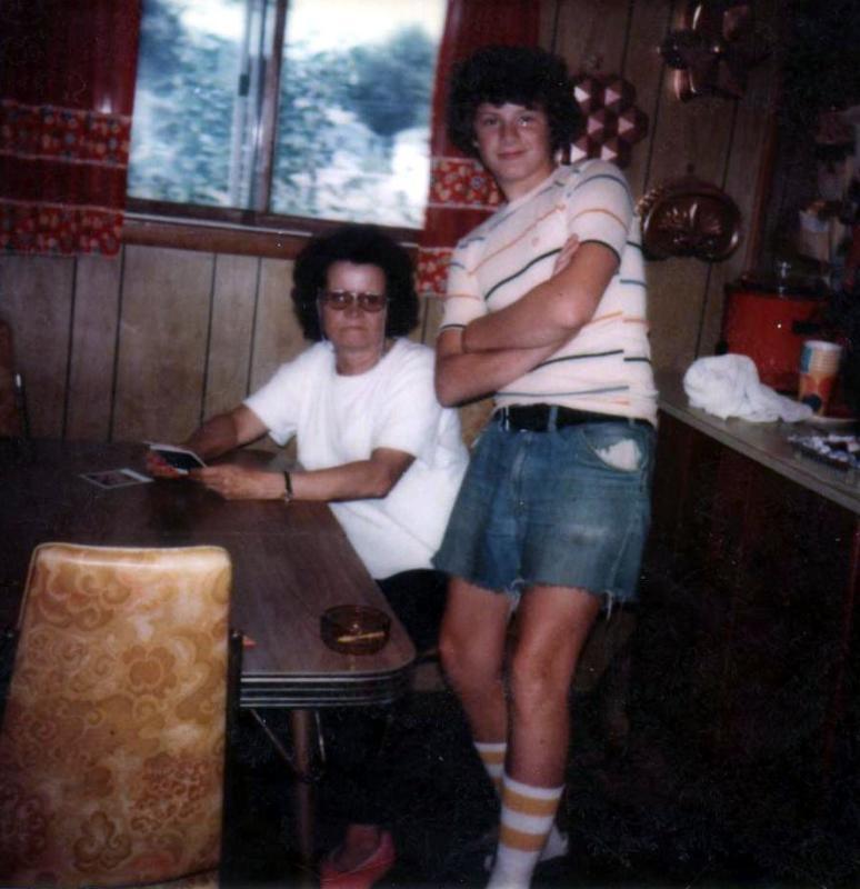 Mom &Tracy