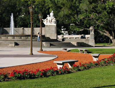 Plaza Alemania, Palermo