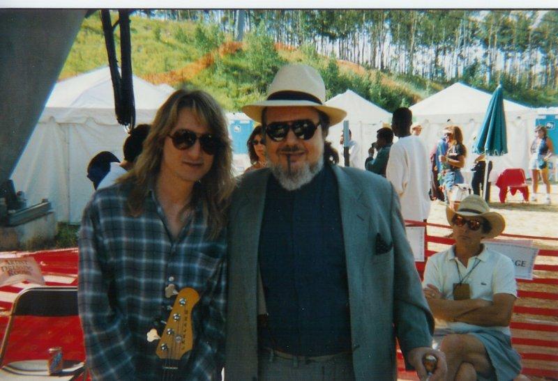 GREG RZAB & THE NIGHT TRIPPER DR. JOHN