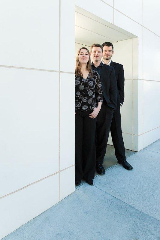 The new Felici Piano Trio in Santa Monica