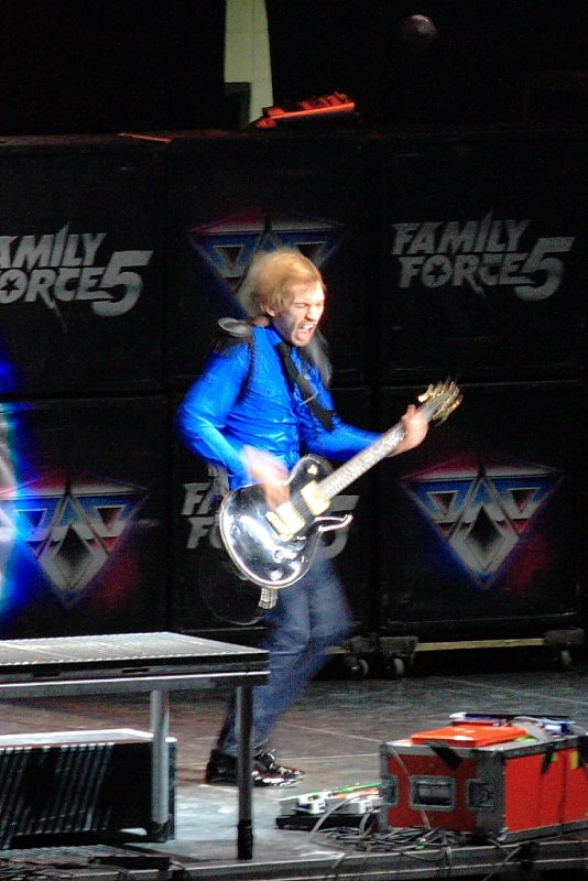 Family Force Five
