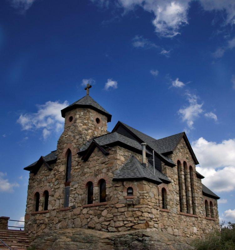 St. Malo Chapel, Estes Park, CO