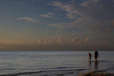 Fishn on Copano Bay