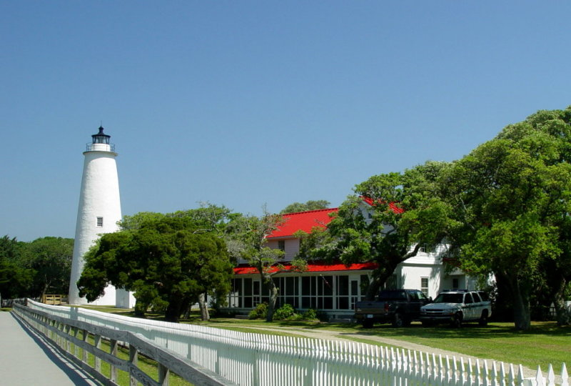 Ocracoke Is.lighthouse