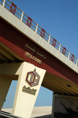 Welcome to Al Khor, Qatar Gas