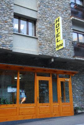 Hotel Ayma, Arinsal