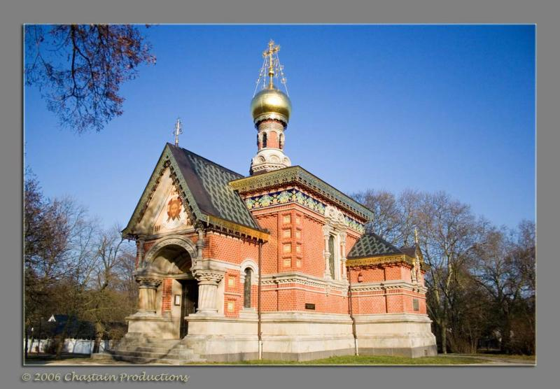 Russian Church...
