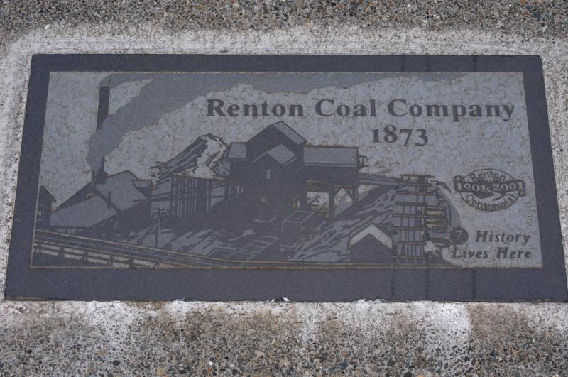 Marble plaque
