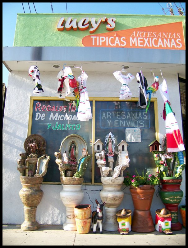 Lucys Tipcas Mexicanas, Van Nuys Blvd.