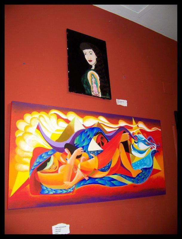 Marion Devotion Show Cactus Gallery, Eagle Rock, CA