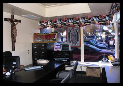 Brooklyn Auto Sales Office ELA