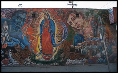 Virgin Yash Market Mural