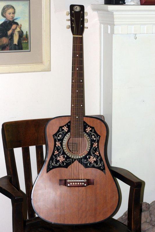 Vintage Kay Acoustic