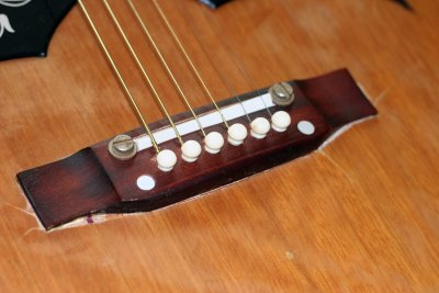 vintage Kay acoustic bridge.jpg