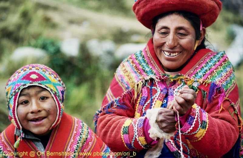 Cuzco , Peru , 2001