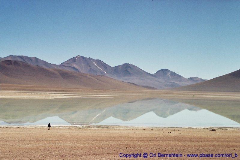 Salar de Uyuni , Bolivia , 2001