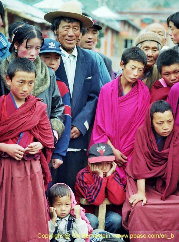 Xiahe , China , 1998