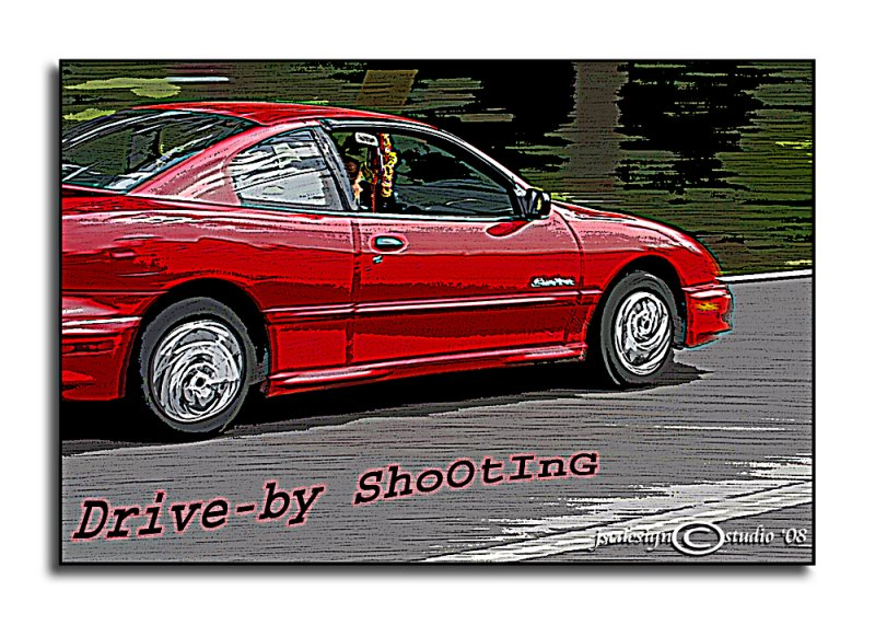 Drive-by Shooting<br>September 3