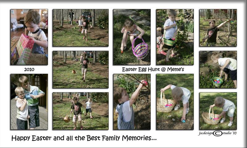 Easter Montage<br>2010