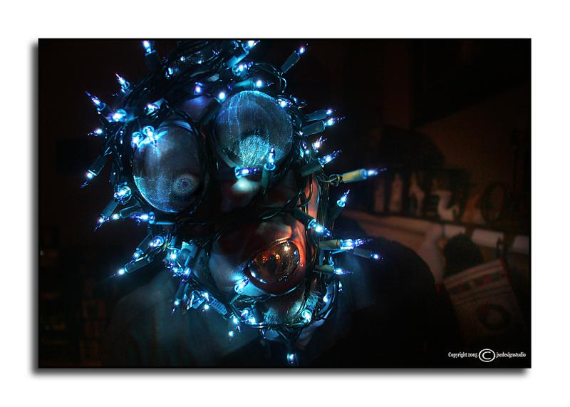 Tangled Up In Blue Christmas <p>SP Friday <p>December 16