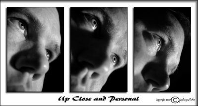SP Friday<br>Up Close and Personal<br>November 16