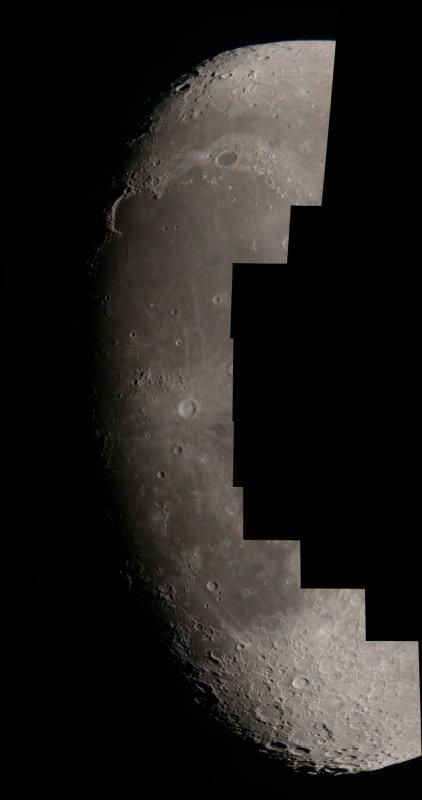 Terminator: Moon Mosaic