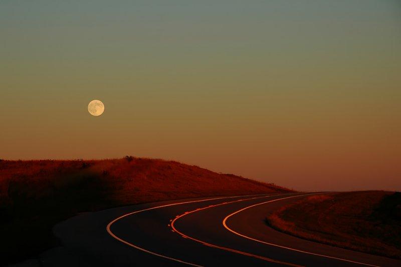 Moon Highway