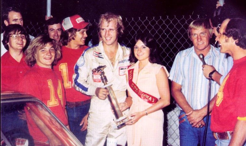 Sterling Marlin 1977 Nashville Fairgrounds Speedway