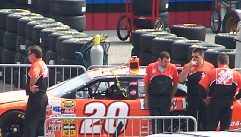 Tony Stewart ready to race