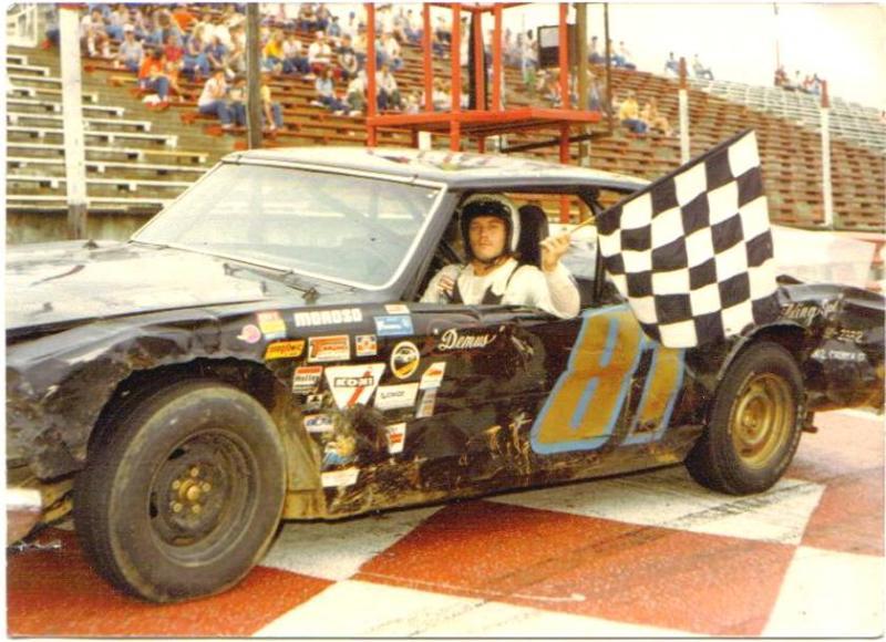 Nicky Formosa wins at Huntsville 1986