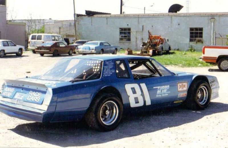 Nicky Formosa Turbo Blue #81